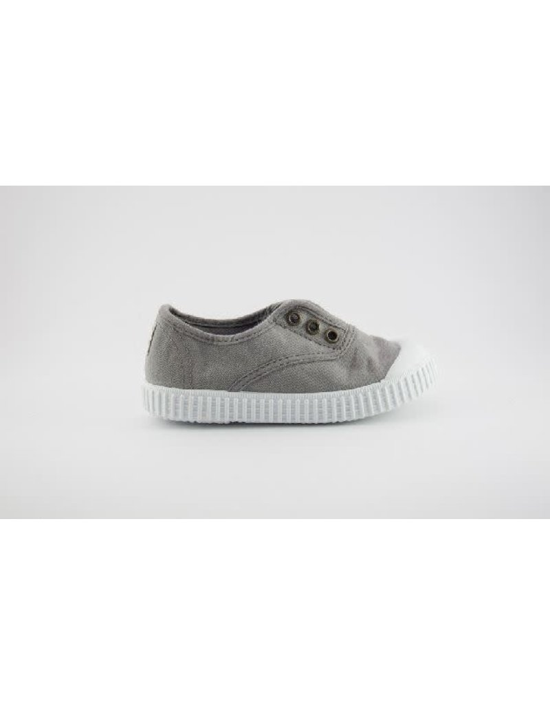 Victoria loafer grijs
