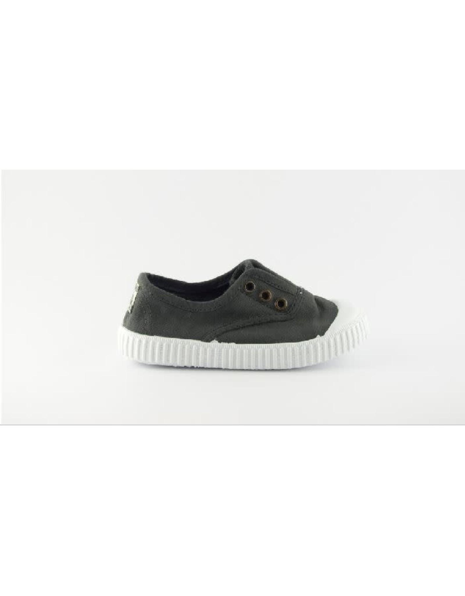 Victoria loafer donker grijs