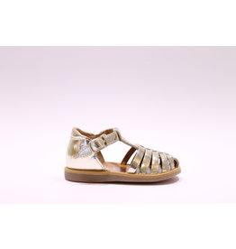 Pom d'Api sandaal goud