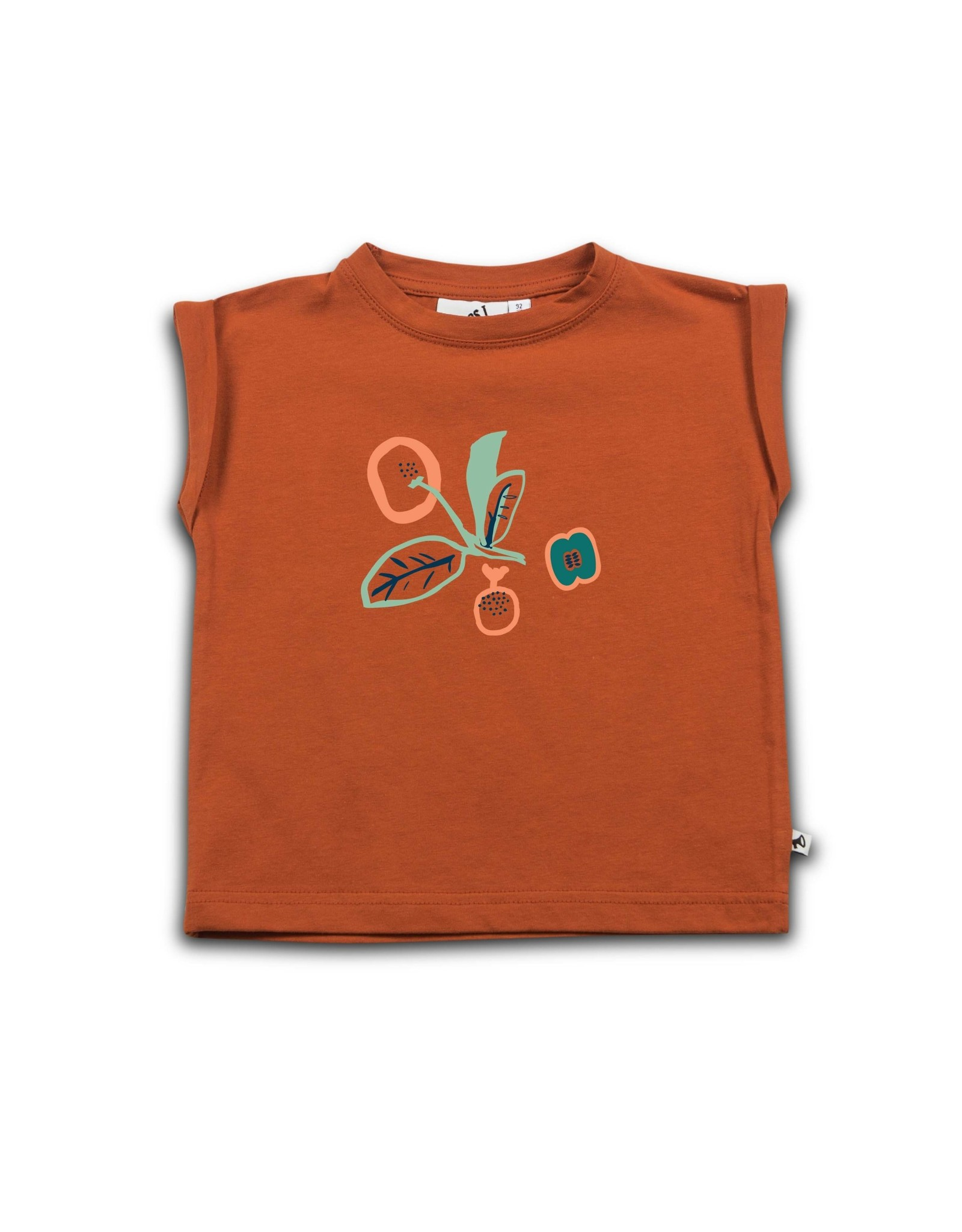 Cos I Said So t-shirt potters clay 'clemantine'