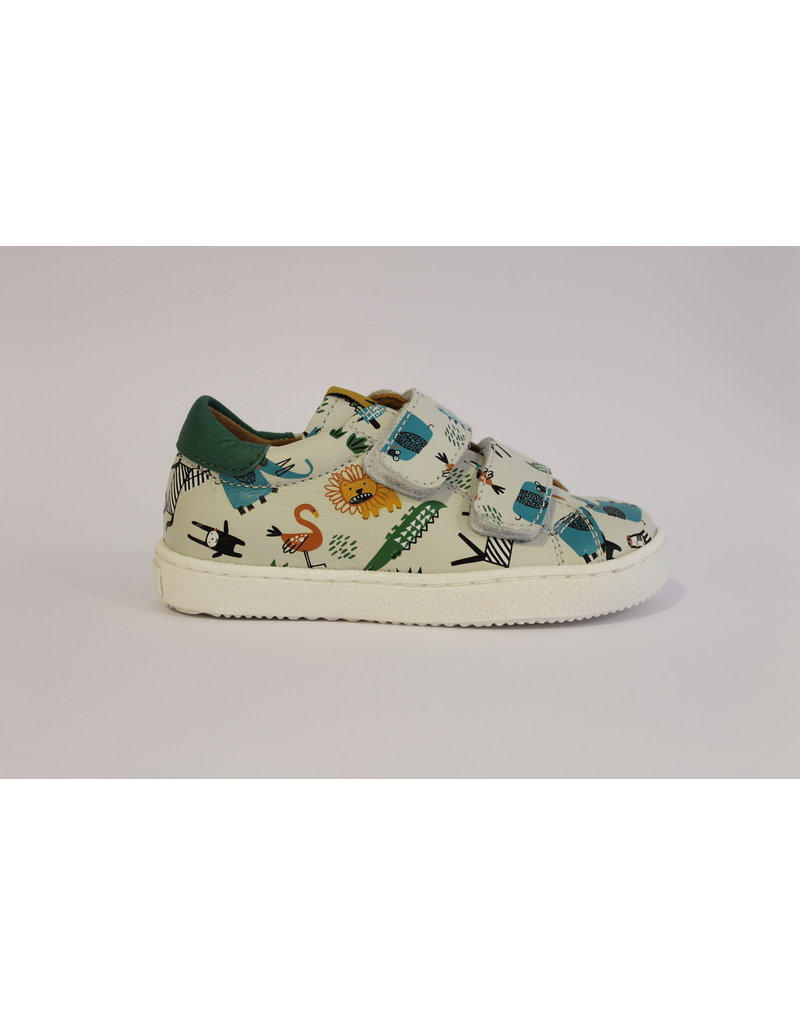 MAÁ sneaker velcro jungle