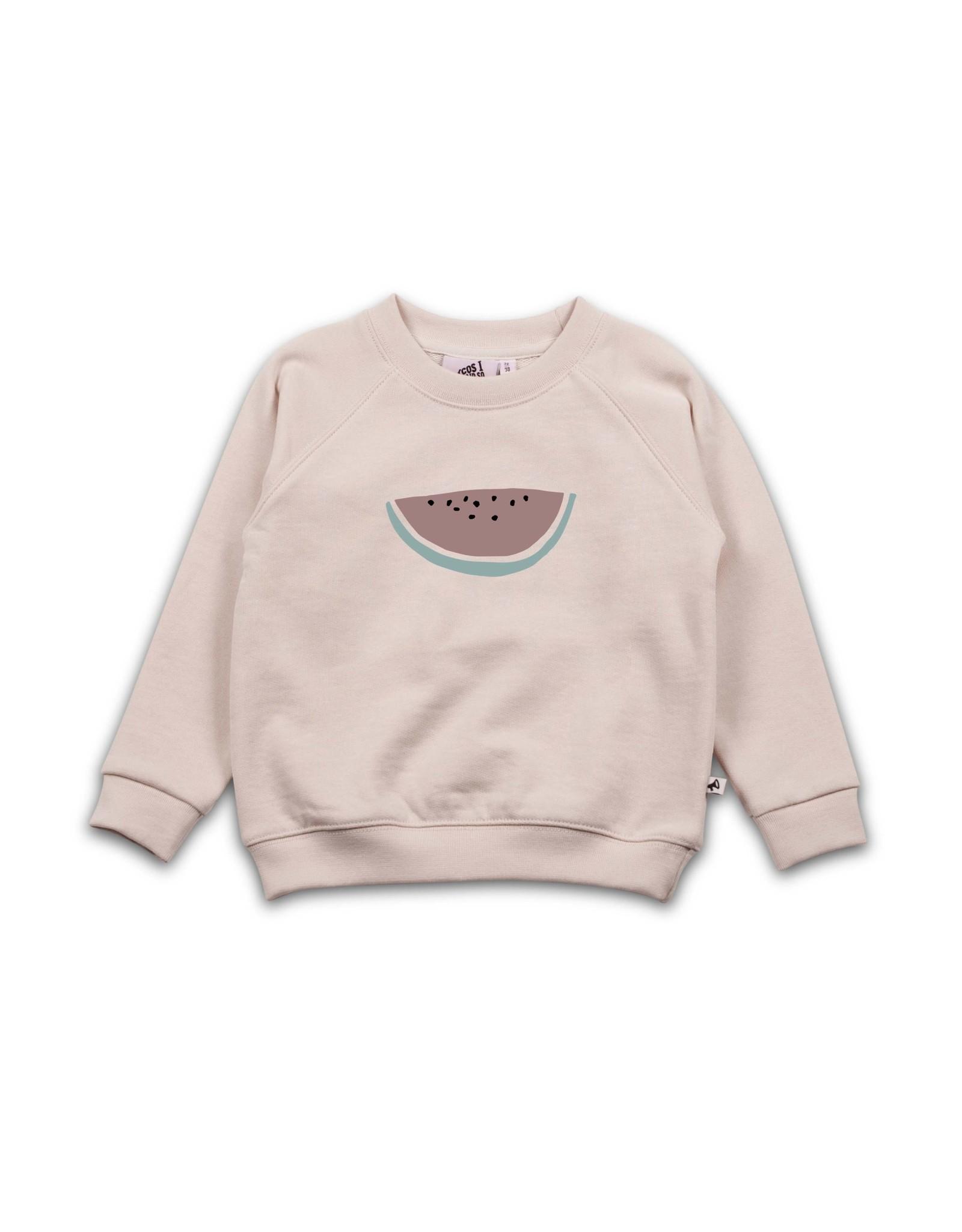 Cos I Said So sweater watermelon
