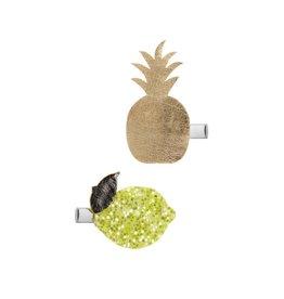 Mimi & Lula Clip ananas en citroen