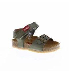 RedRag sandaal kaki velcro
