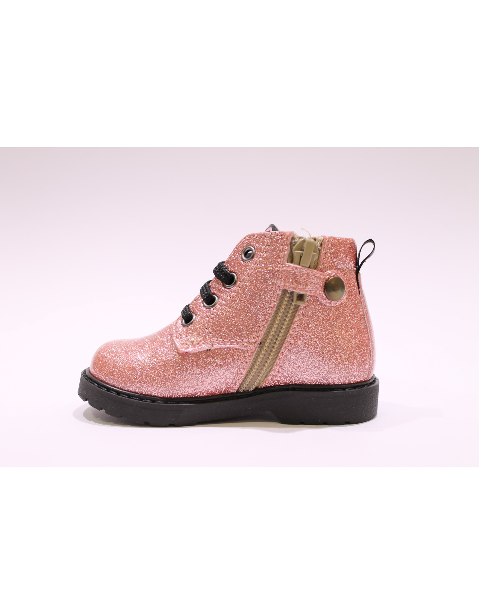 Walkey veterlaars roze glitter