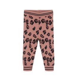 Petit by Sofie Schnoor broek roze luipaard