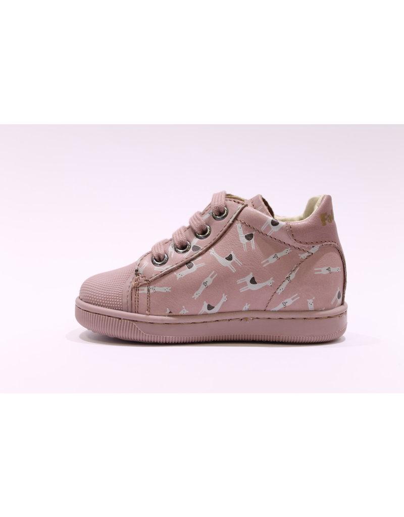 Falcotto sneaker roze lama