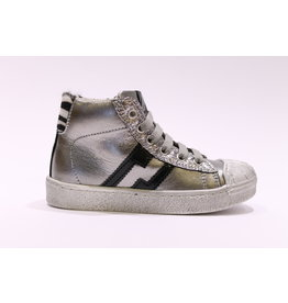 sho.e.b. sneaker zilver