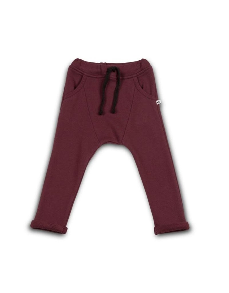 Cos I Said So jogging pant bordo