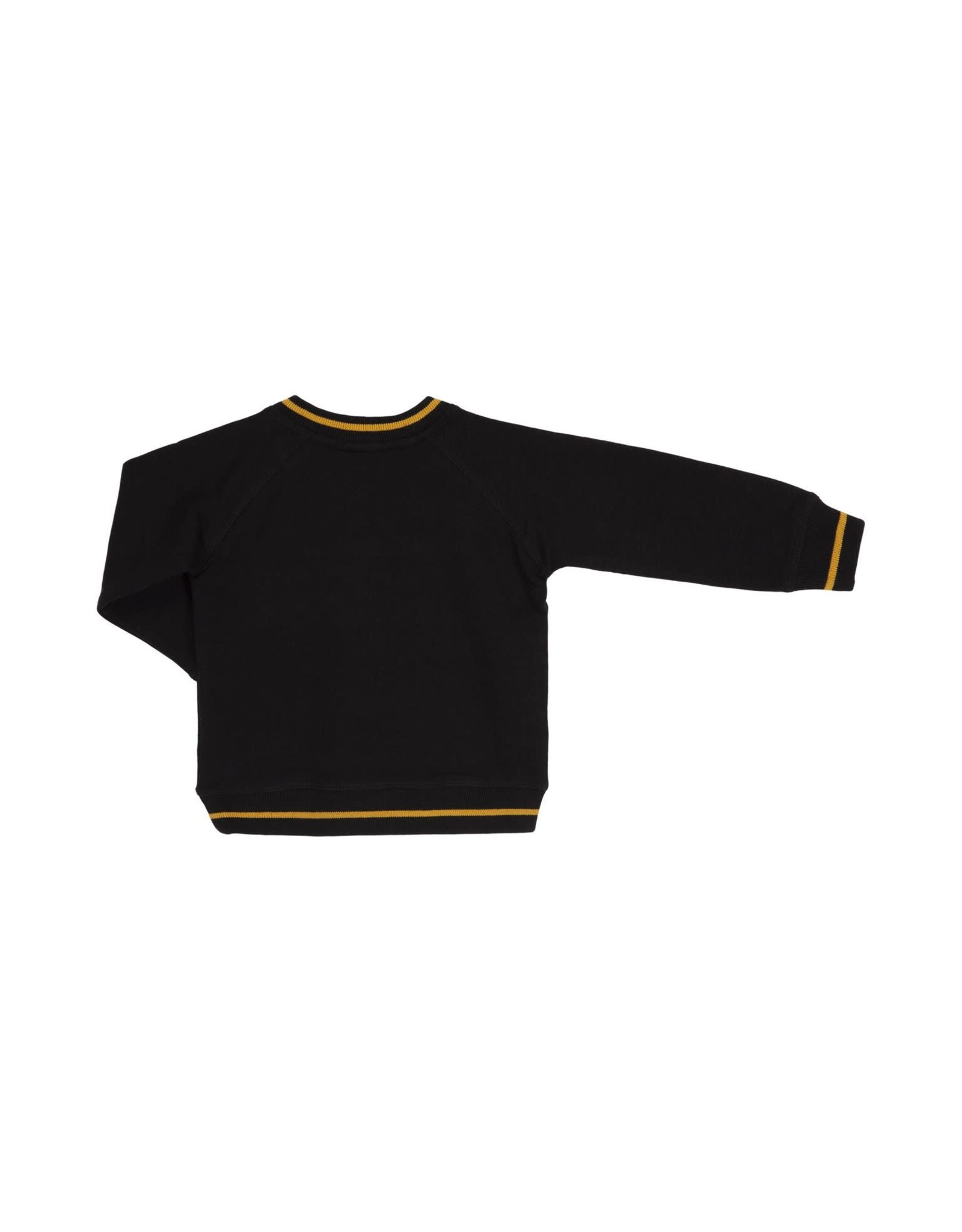 Petit by Sofie Schnoor trui zwart oker