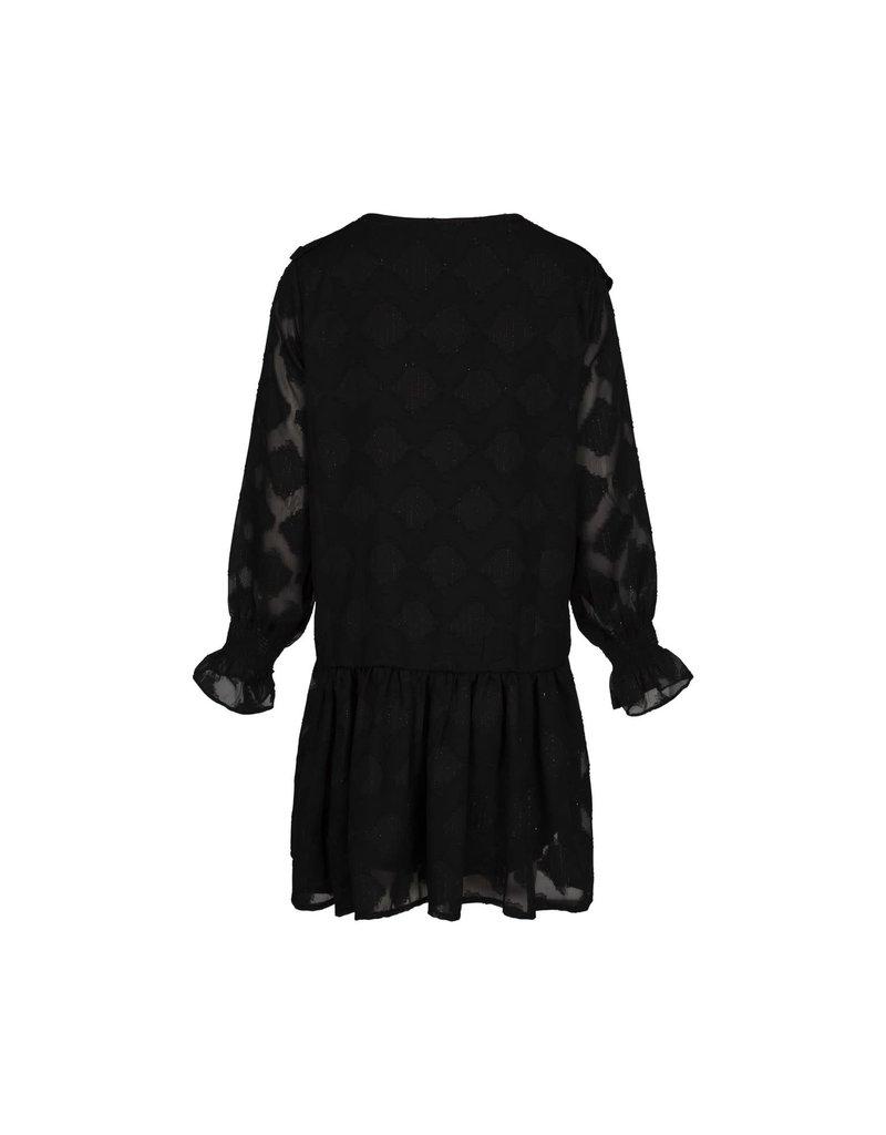 Petit by Sofie Schnoor feestkleedje zwart