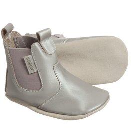 Bobux softsole botje zilver