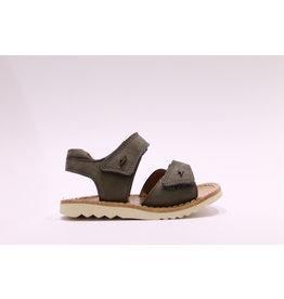 Pom d'Api sandaal waff Easy grijs