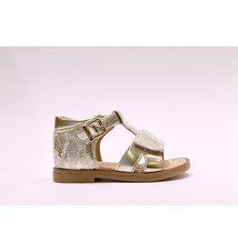 Lunella sandaal goud