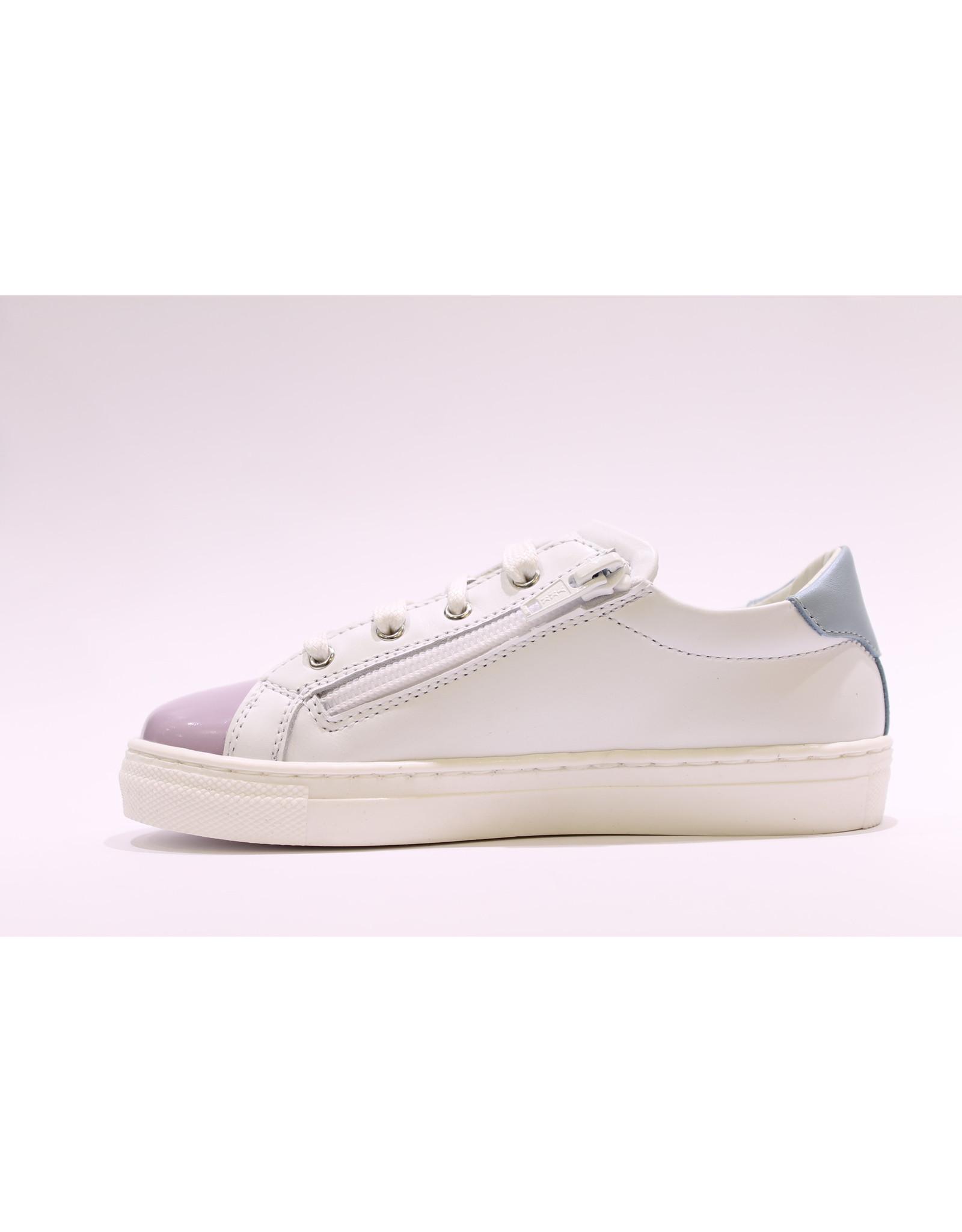 Gallucci sneaker lila/blauw