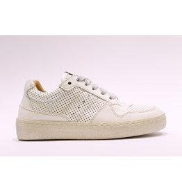 Ocra sneaker clean wit
