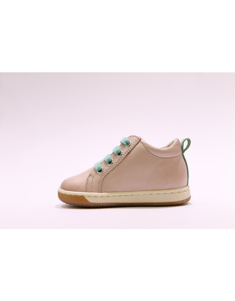 Falcotto sneaker roze/turquoise