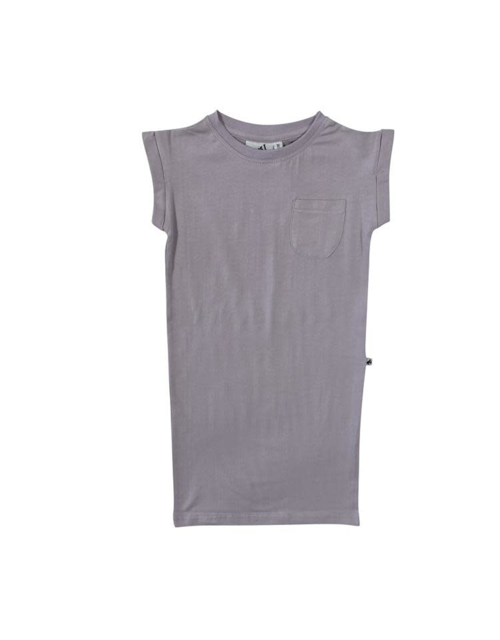 Cos I Said So Boxy maxi dress lila