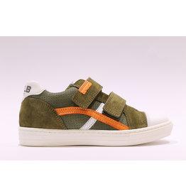 Develab sneaker groen velcro