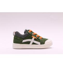 Develab sneaker groen/neon