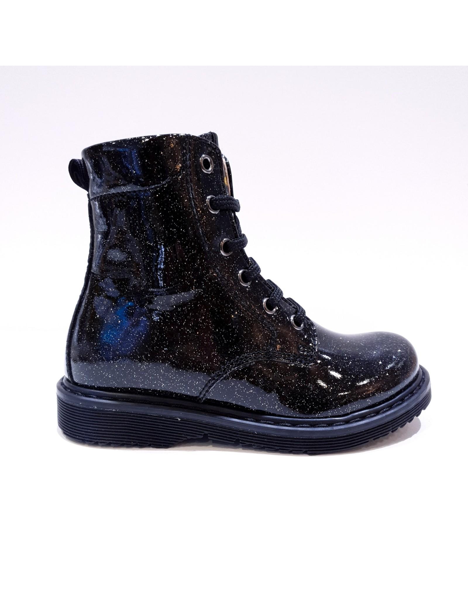 Walkey veterlaars grey glitter