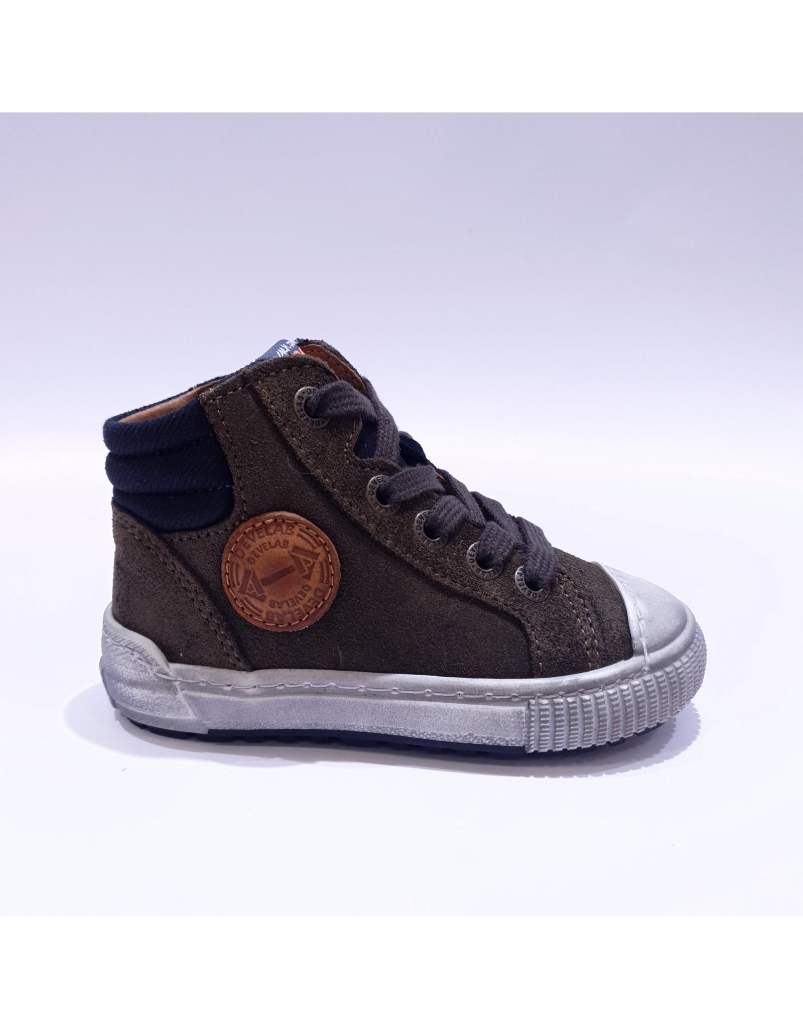 Develab sneaker kaki daim