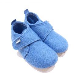 Kitsbuhel Pantoffel blauw