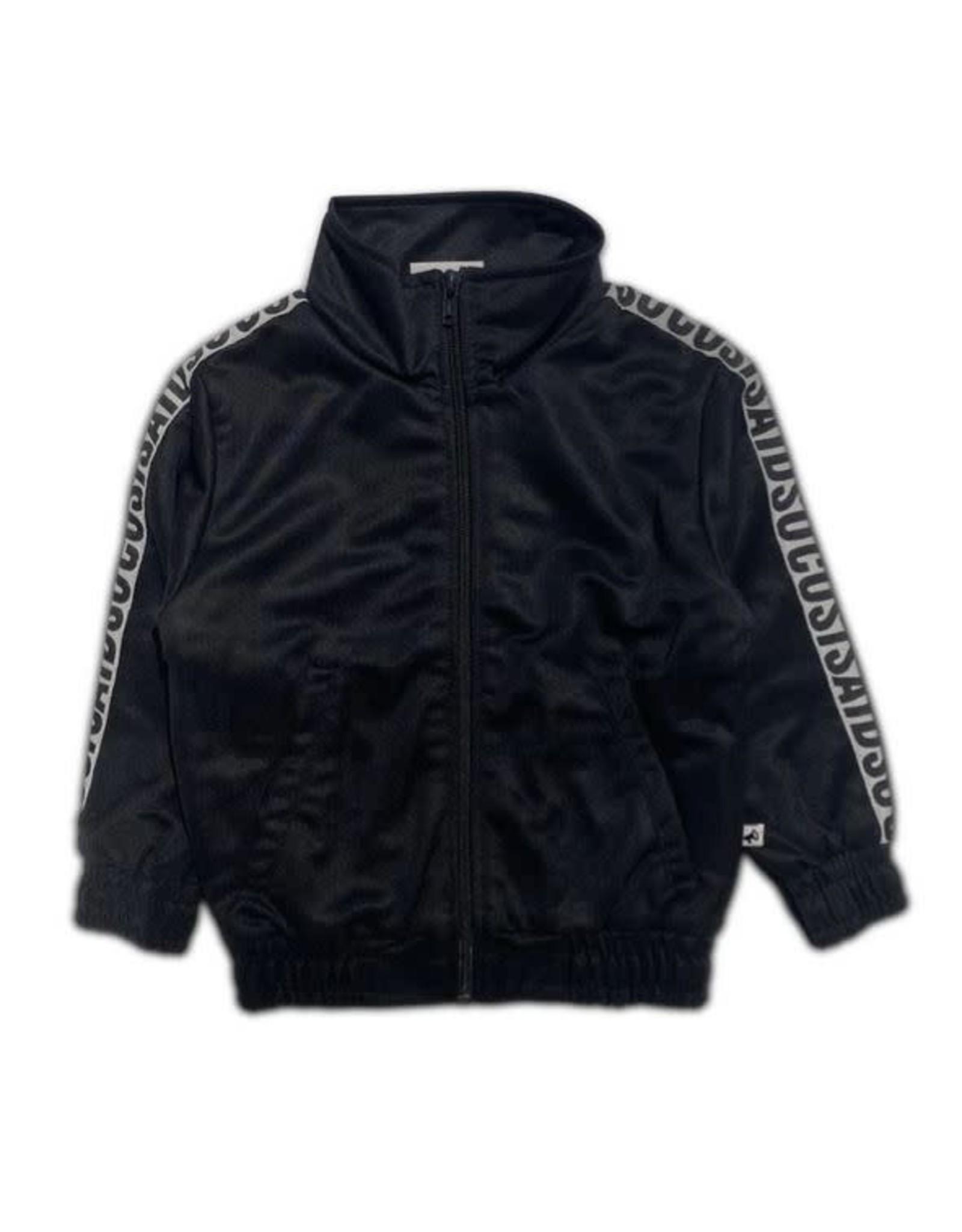 Cos I Said So track suit jacket black