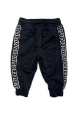 Cos I Said So track suit pants black