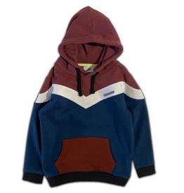 Cos I Said So colorblock hoodie roan