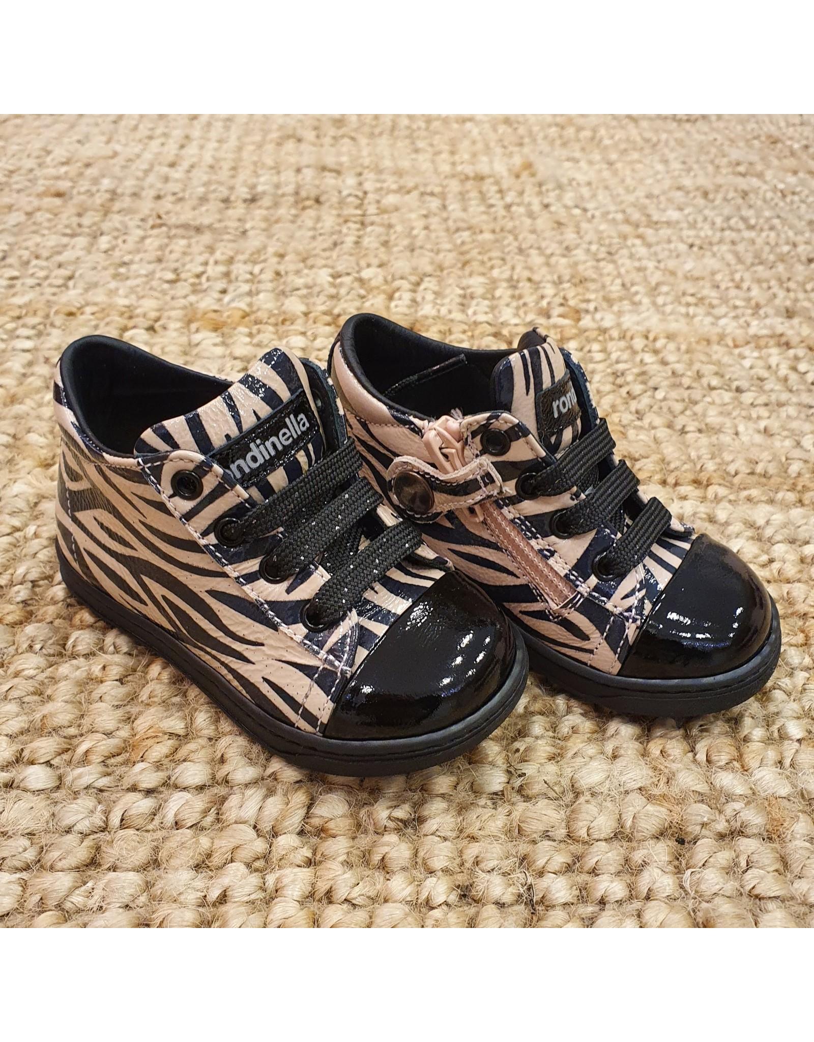 Rondinella sneaker zebra