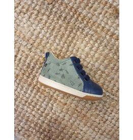 Falcotto sneaker blue/green