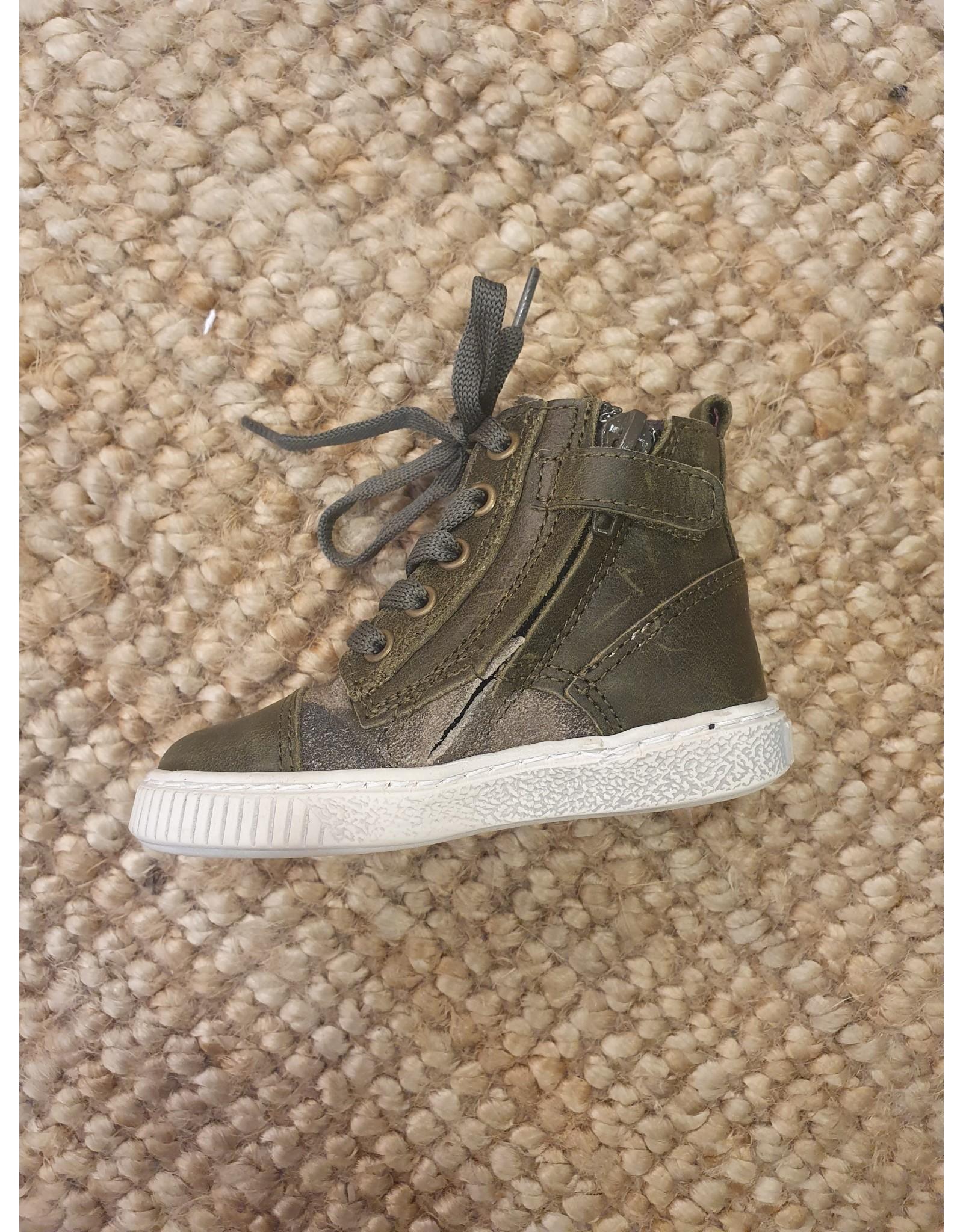 Pinocchio sneaker kaki