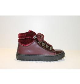 Chérie sneaker bordo
