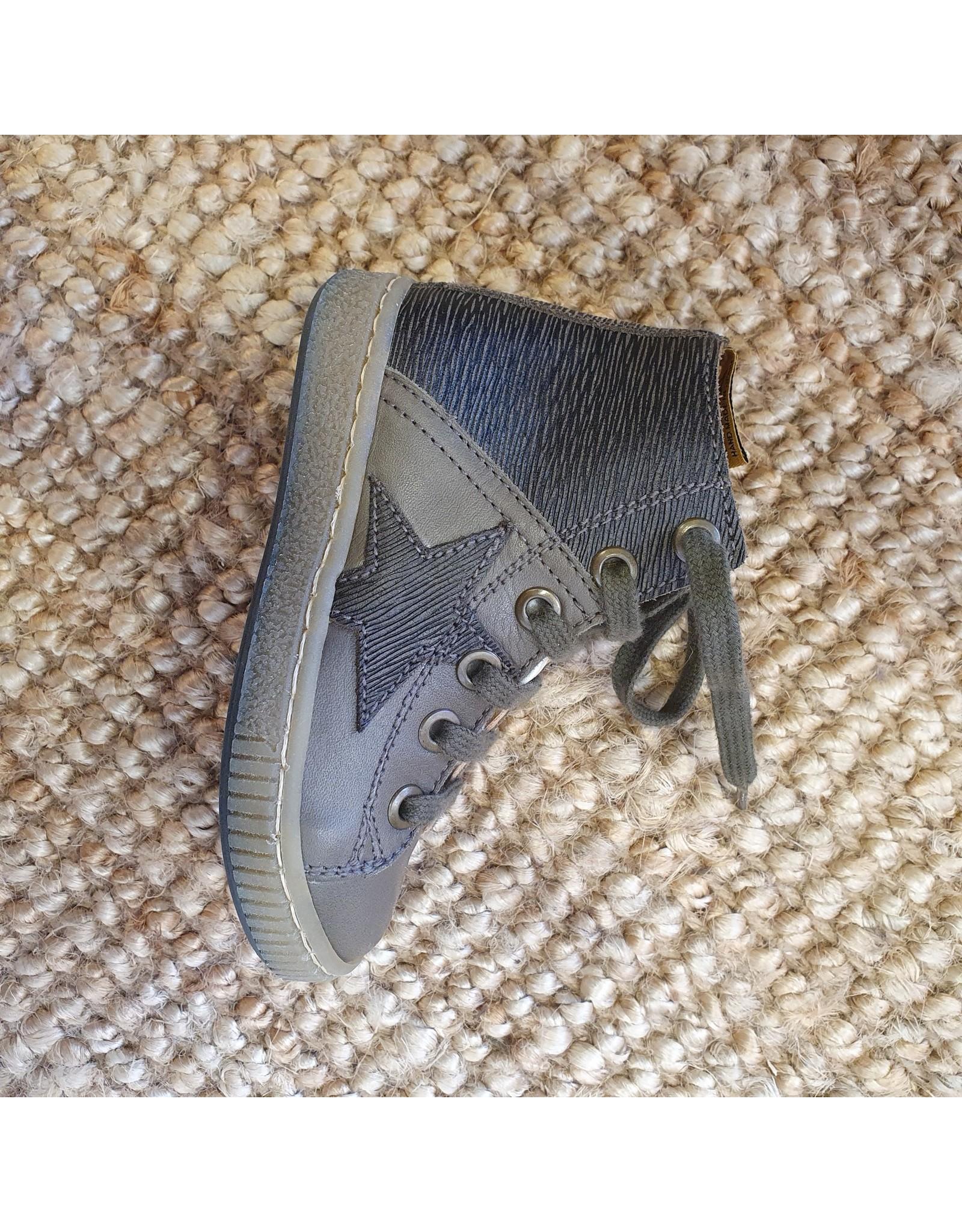 MAÁ sneaker kaki ster