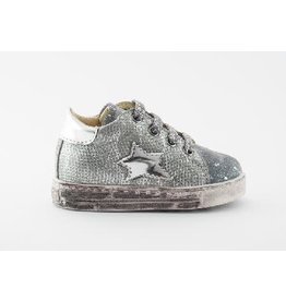 Falcotto sneaker silver star