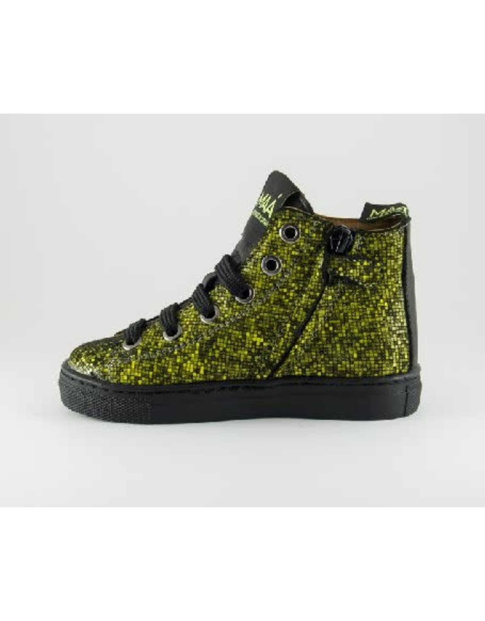 RedRag sneaker black & fluo