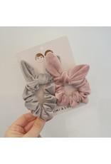 Mimi & Lula scrunchie bunny ears (2st)