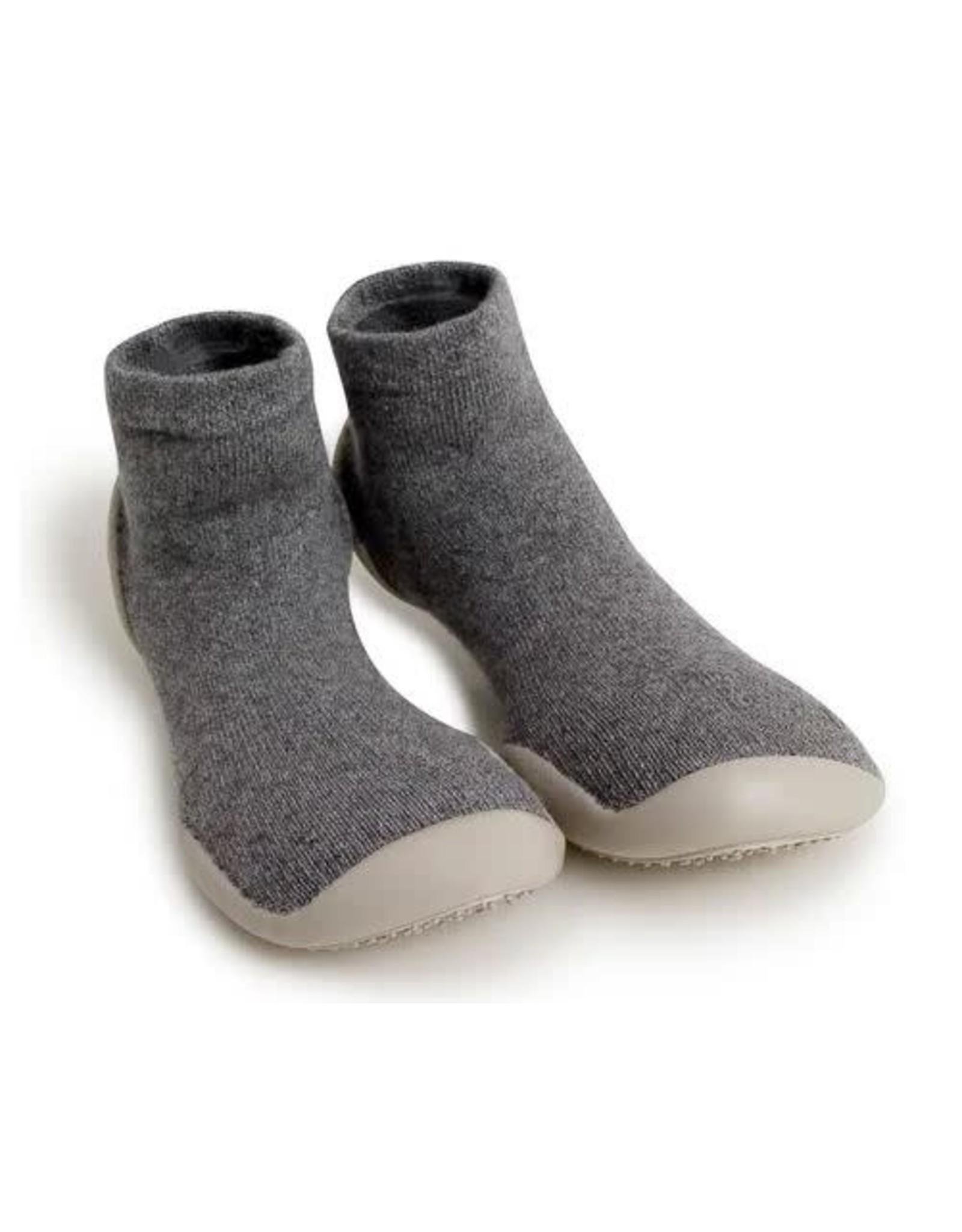 Collégien pantoffel grijs