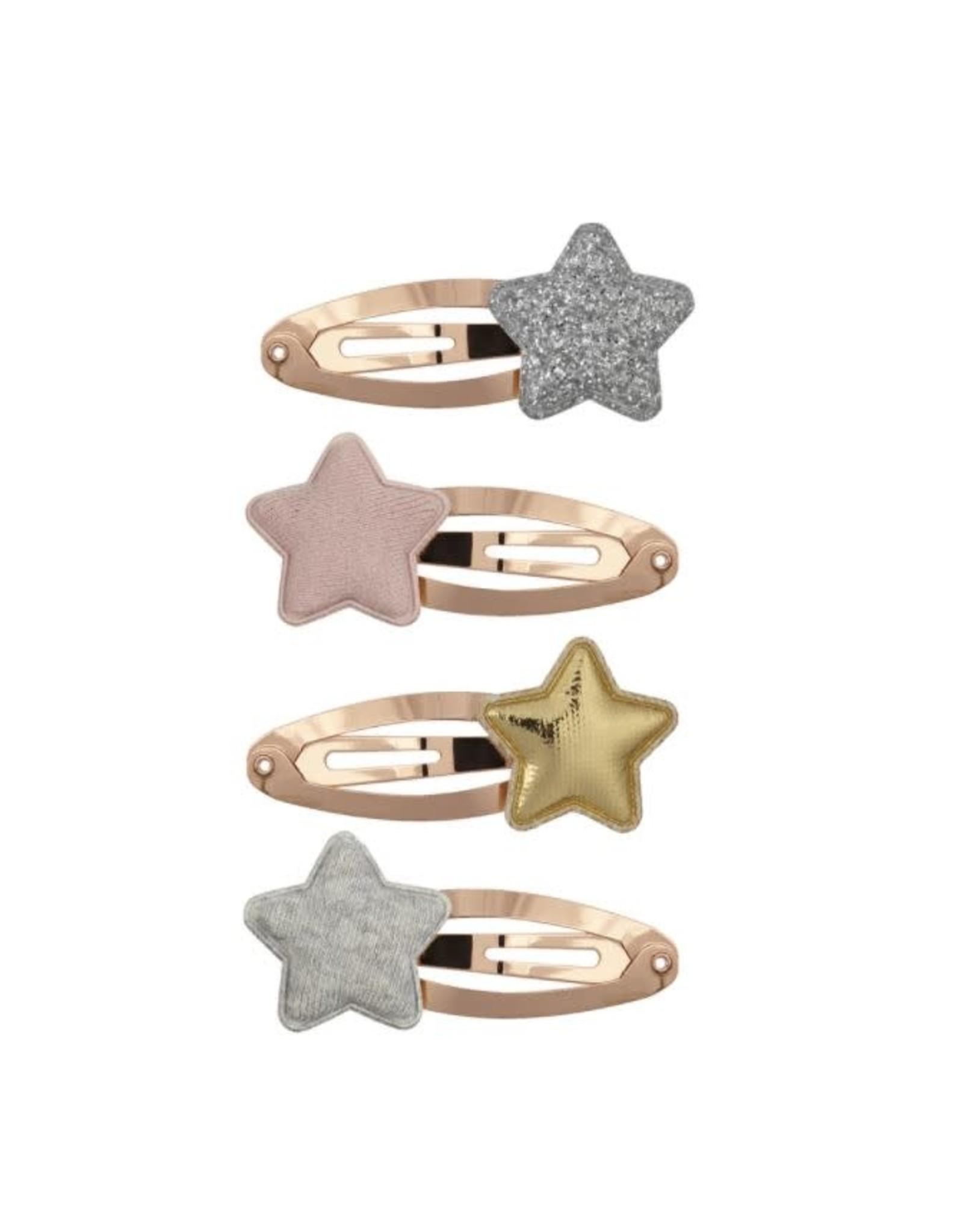 Mimi & Lula Clip sterren pastel (4st)