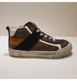 Lunella sneaker taupe/oker