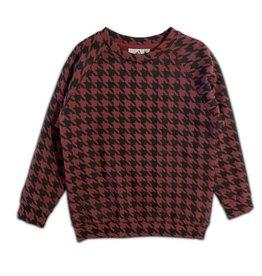 Cos I Said So pied de poule sweater