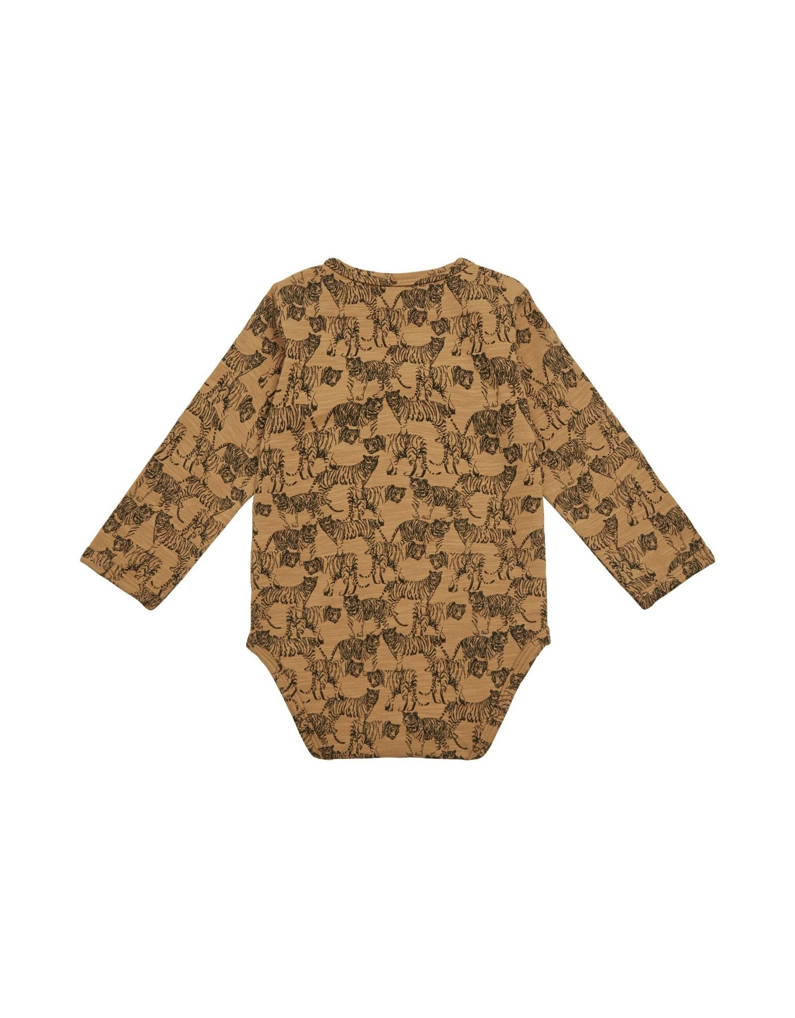 Petit by Sofie Schnoor body oker luipaard