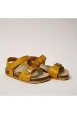Lunella sandaal oker