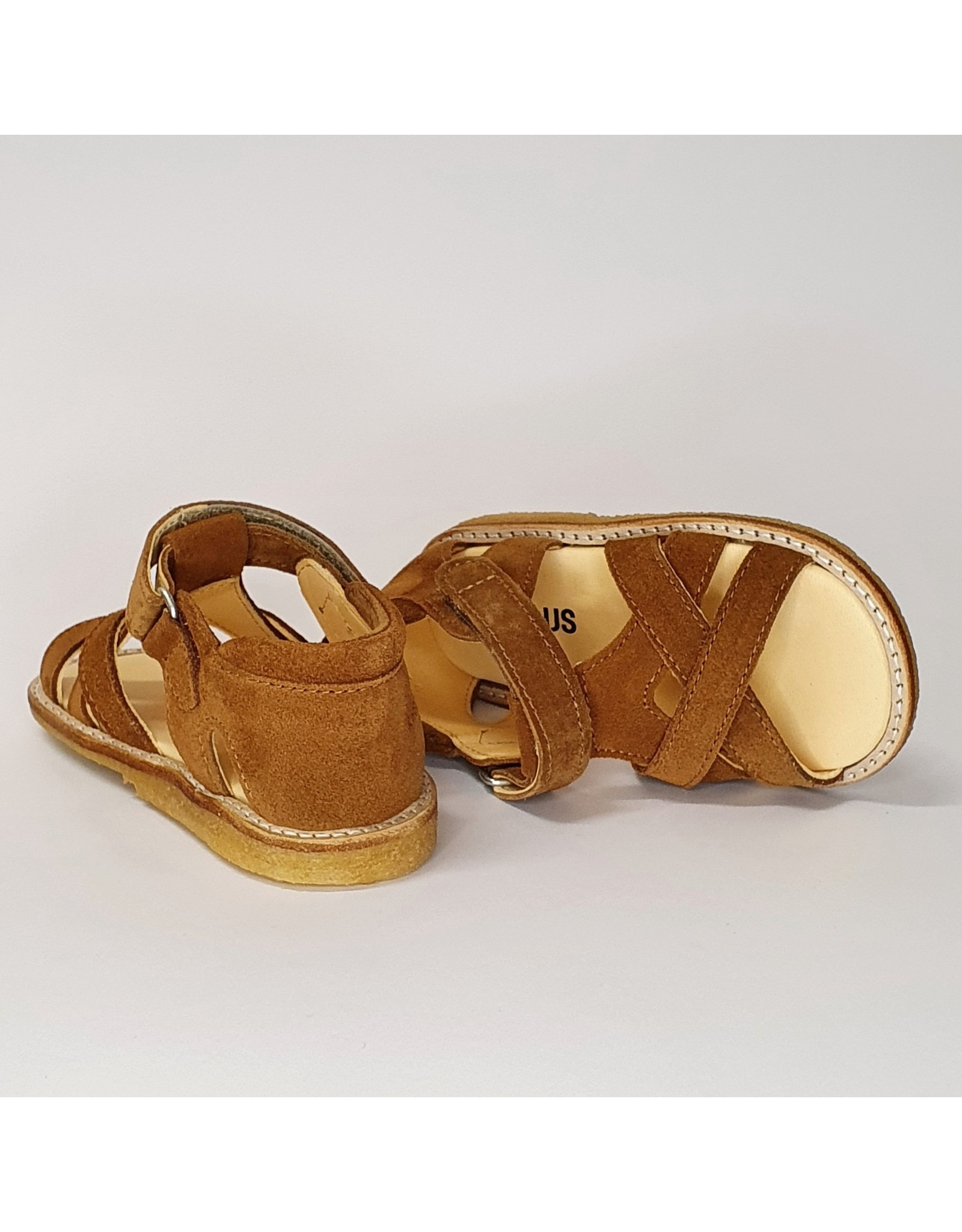 Angulus sandaal cognac