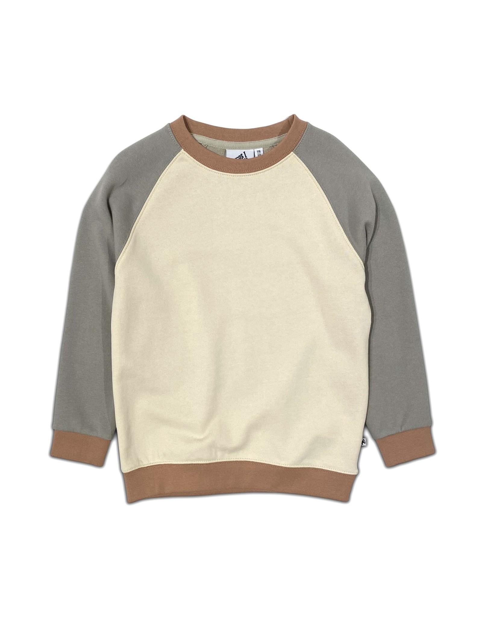 Cos I Said So sweater color block (pastel)