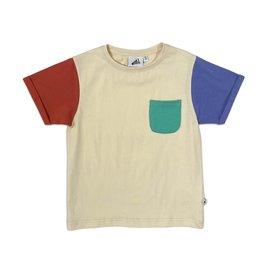 Cos I Said So color block t-shirt navajo