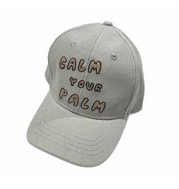 Cos I Said So cap 'calm you palm'