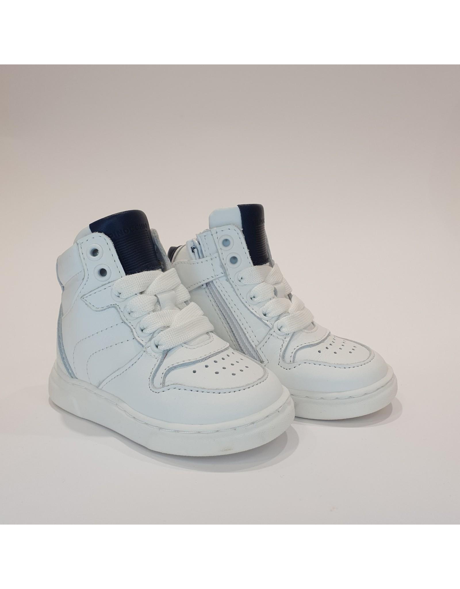 HIP sneaker hoog clean wit