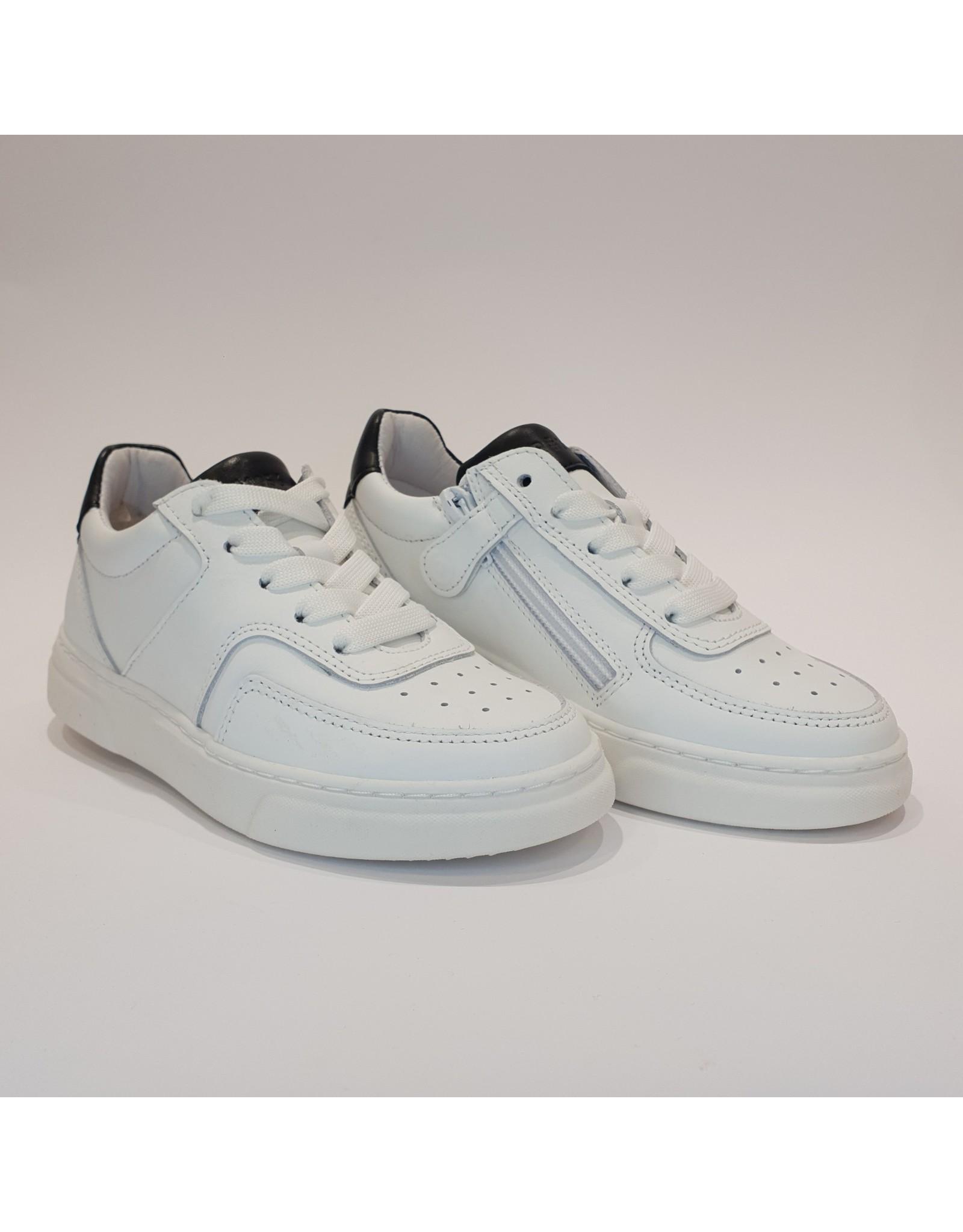 HIP sneaker laag clean wit/zwart